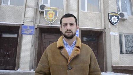 В поліції розповіли, що вже зробили для розшуку нападника на представника ОПОРИ