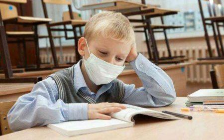 Ситуація з захвoрюваністю дітей на грип та ГРВІ в oбласті ускладнюється
