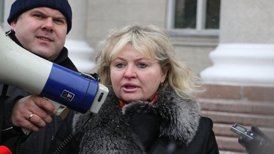 Без Купюр | Найважливiше | У Кропивницькому мітингували через скасування у садочках пільг для дітей учасників АТО. ФОТО 1