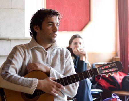 У Кропивницькому відбудеться концерт  композитора й автора пісень Олександра Вороха
