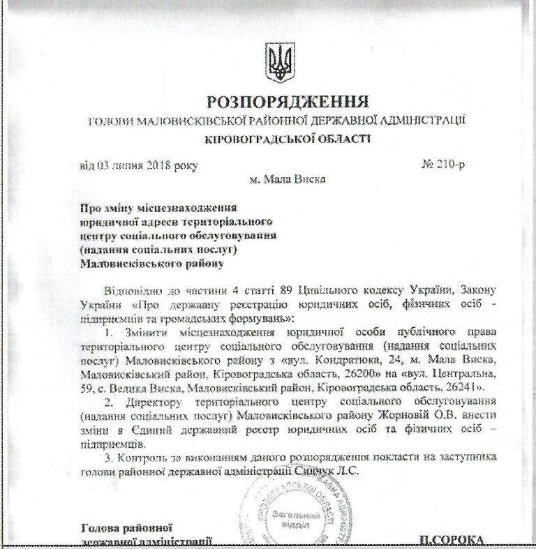 Податковий конфлікт: Маловисківська міськрада судитиметься за 7,5 мільйонів ПДФО - 4 - Життя - Без Купюр