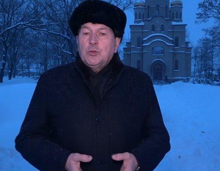 Райкович заявив про рішення передати Православній Церкві України храм і похвалив себе. ВІДЕО