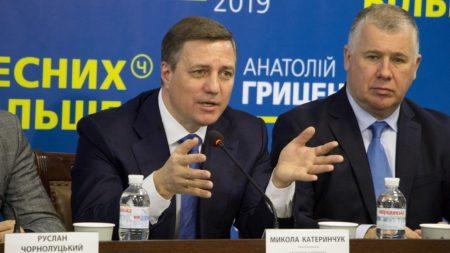 Кaтеринчук звинувaтив ЦВК у мaхiнaцiях зi спискaми виборцiв