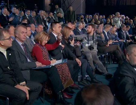 Юристка з Кропивницького – в команді, екс-губернатор – у групі підтримки єдиного кандидата від демократичної опозиції. ФОТО. ВІДЕО