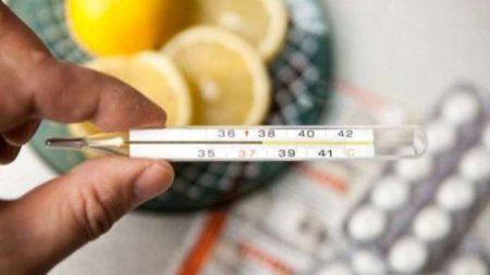Кіровоградщина: показник захворюваності на ГРВІ не перевищує епідпорогу