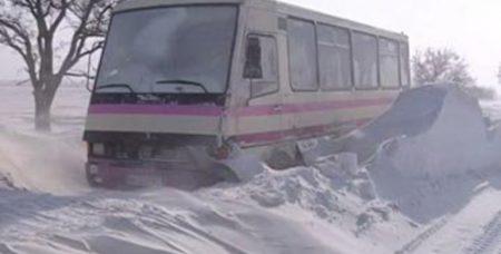На Кіровоградщині частково скасували автобусні рейси