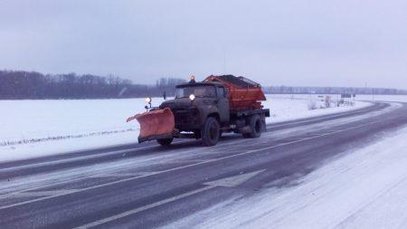 Проїзд дорогами Кіровоградської області забезпечено у повному обсязі.