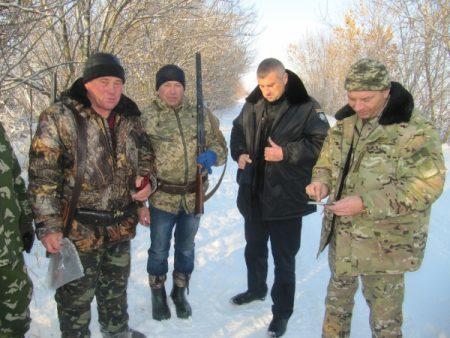 На Кіровоградщині, за порушення правил полювання, нараховано штрафів на 12 тис. 563 грн