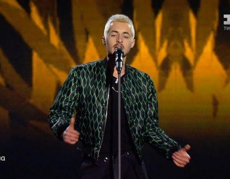 Співак зі Знам'янки Андрій Хайат виступатиме в другому півфіналі нацвідбору на Євробачення-2019