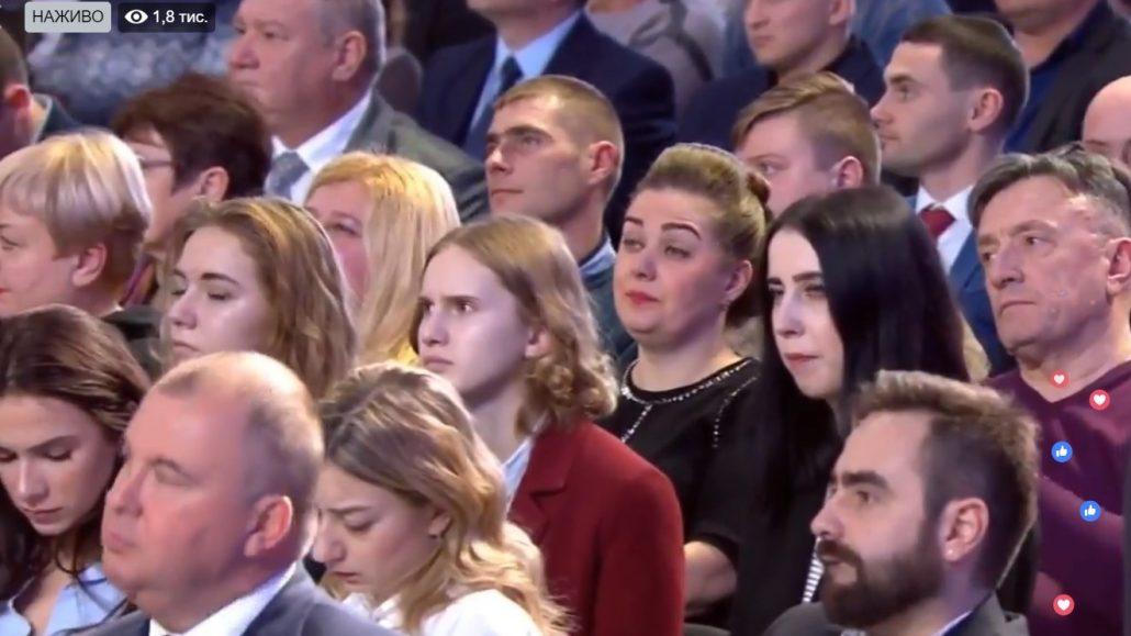 Козуб, Поліщук, Гугленко – хто з упізнаваних представників Кіровоградщини відвідав висунення Порошенка - 1 - Вибори - Без Купюр