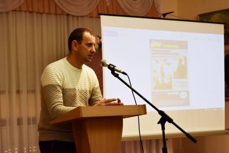 """Олександр Ратушняк: """"Мрію, щоби Кропивницький не сприймався як провінція і тут вирувало культурне життя!"""""""