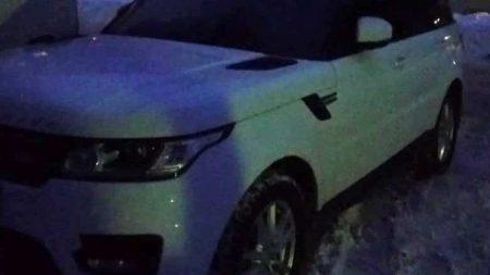 У Кропивницькому водій Range Rover вистрілив з травмату в перехожого. ФОТО
