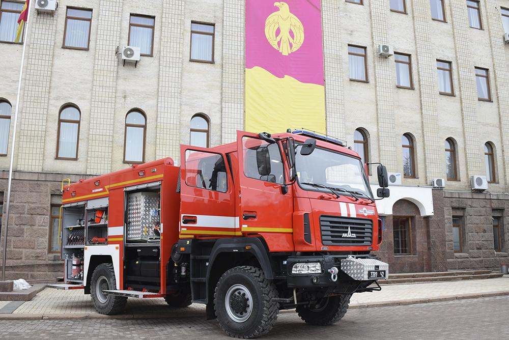 На Кіровоградщині рятувальники отримали нову техніку - 1 - Життя - Без Купюр