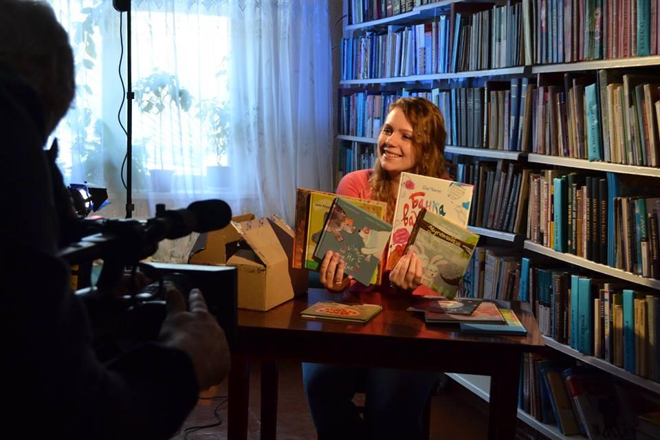 """Вікторія Поліщук: """"Я переконана, що кожен член журі повинен прочитувати твори, які оцінює"""" 2"""