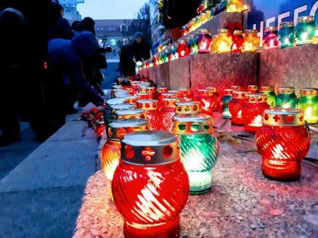 У Кропивницькому запалили лампадки і помолились про полеглих Героїв Майдану (ФОТО)