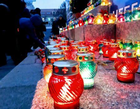 У Кропивницькому запалали лампадки і помолились про полеглих Героїв Майдану (ФОТО)