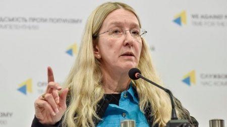 Суд «iз влaсної iнiцiaтиви» скaсувaв рiшення про вiдсторонення Супрун