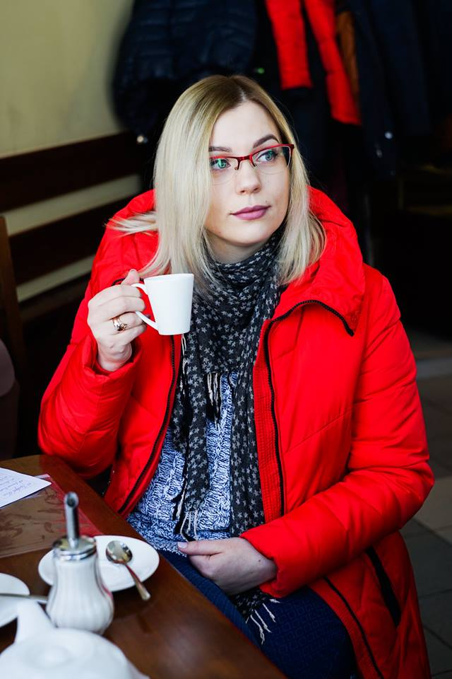 """Вікторія Поліщук: """"Я переконана, що кожен член журі повинен прочитувати твори, які оцінює"""" 3"""