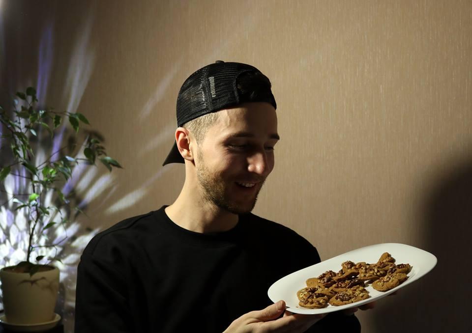 """Food-влогер Володимир Вященко про любов до кулінарії та відеоблог """"Вовця"""" 2"""