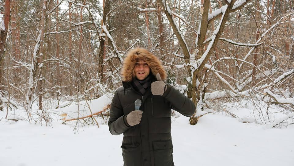 """Food-влогер Володимир Вященко про любов до кулінарії та відеоблог """"Вовця"""" 3"""