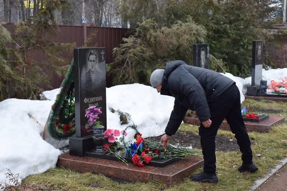 Без Купюр | Війна | У Кропивницькому вшанували полеглих під Дебальцевим. ФОТО 1