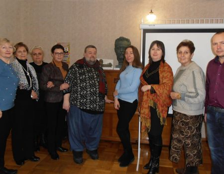 У Кропивницькому  відбулись Xll обласні літературно- краєзнавчі читання, присвячені 80- річчю області. ФОТО