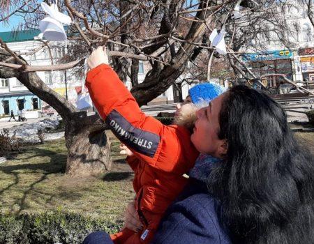 У Знам'янці провели громадську панахиду за Катериною Валевською і хочуть дати друге життя її унікальній колекції. ФОТО