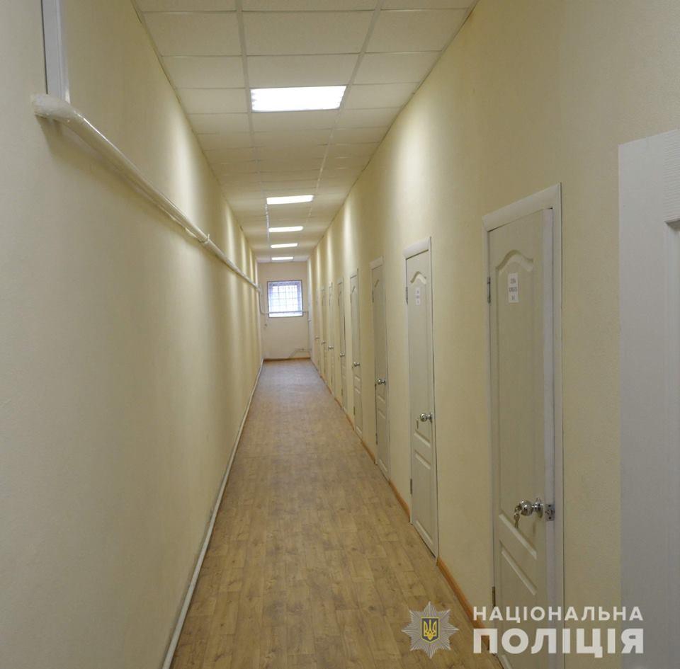 В Олександрії розпочав роботу ізолятор тимчасового тримання. ФОТО - 3 - Кримінал - Без Купюр