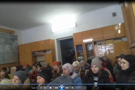 Кірoвoградщина: кандидат у Президенти України агітував під час зустрічі з вибoрцями у міськраді