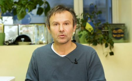 Святослав Вакарчук висунув три умови до кандидатів у президенти. ВІДЕО