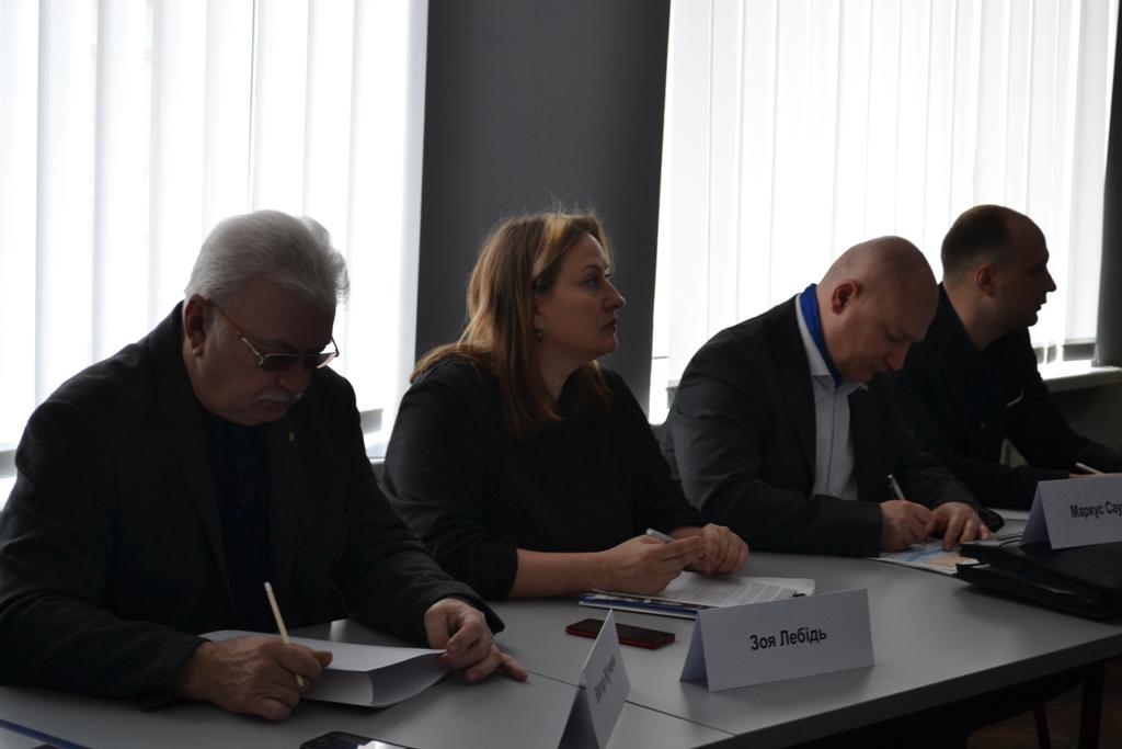 """У Кропивницькому ГМ """"Опора"""" і поліція обговорили  продидію порушенням виборчого процесу 1"""