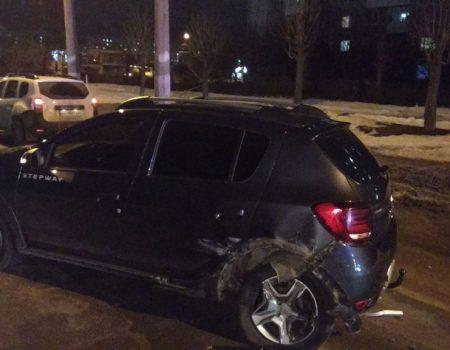 У Кропивницькому водій напідпитку спричинив ДТП. ФОТО
