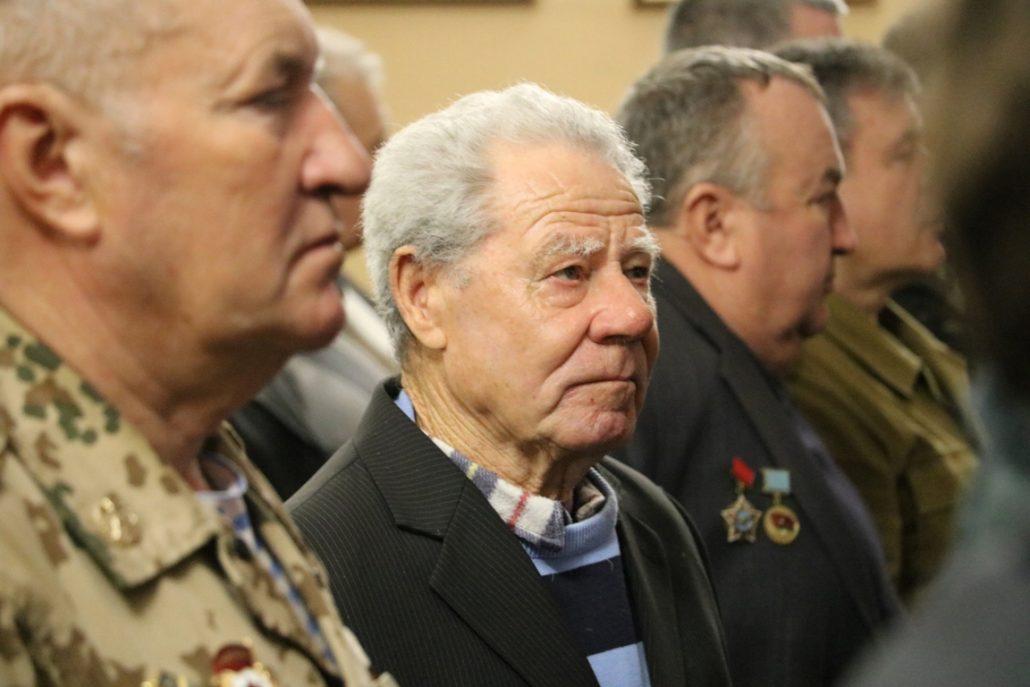У Кропивницькому ліквідатори аварії на ЧАЕС долучилися до вшанування воїнів-афганців. ФОТО - 7 - Життя - Без Купюр