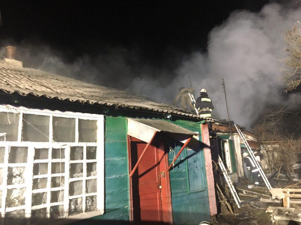 Без Купюр На Кіровоградщині дві людини загинули внаслідок пожеж у приватному секторі Життя  рятувальники пожежа Кіровоградщина