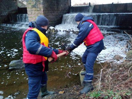 На Кіровоградщині в річці знайшли тіло загиблого чоловіка