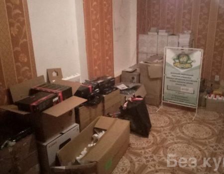 В підвалі Донецького медвишу у Кропивницькому знайшли обладнання для майнінгової ферми. ФОТО