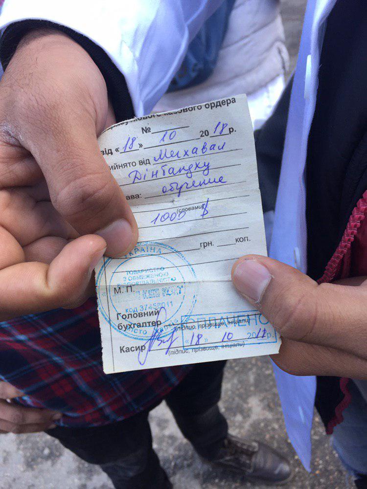У Кропивницькому скандал навколо грошей студентів-іноземців ДНМУ вибухнув з новою силою. ФОТО - 2 - Найважливiше - Без Купюр