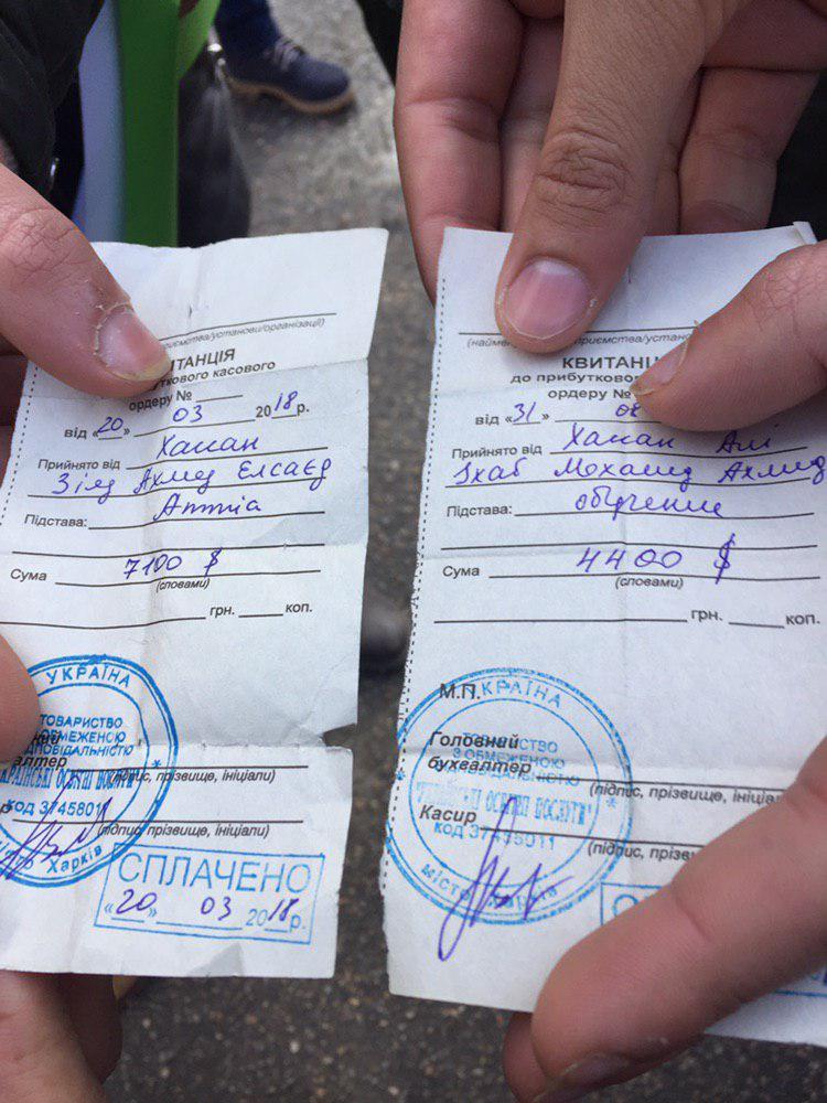У Кропивницькому скандал навколо грошей студентів-іноземців ДНМУ вибухнув з новою силою. ФОТО - 3 - Найважливiше - Без Купюр