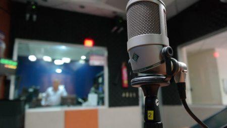 На Суспільному Кропивницького обладнали нову студію для visual-радіо