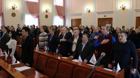 На сесії міськради Кропивницького вирішили земельні питання членів трьох депутатських фракцій