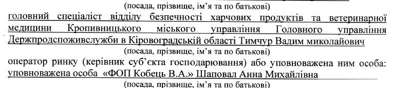 Продукти для шкіл Кропивницького поставлятиме підприємець з приймальні Табалова 3