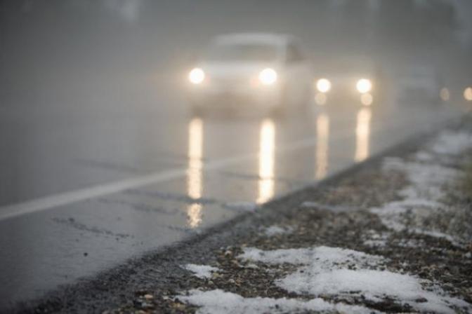 Без Купюр На Кіровоградщині синоптики попереджуають про туман і ожеледь Погода  туман ожеледь Кіровоградщина