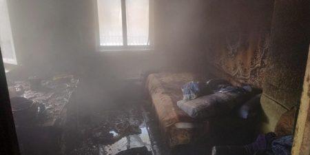 На Кіровоградщині загиблого господаря будинку виявили під час гасіння пожежі