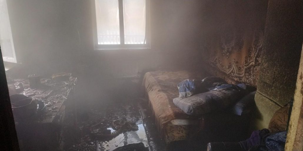 Без Купюр На Кіровоградщині загиблого господаря будинку виявили під час гасіння пожежі Події  рятувальники пожежа Кіровоградщина