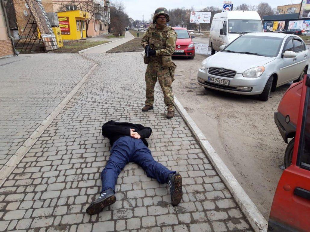 На Кіровоградщині СБУ попередила замовне вбивство підприємця ФОТО 1