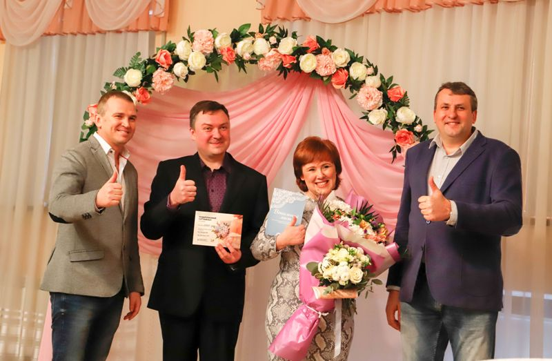 Без Купюр Кропивницький www.kypur.net - Події - «Шлюб за дoбу» на Кірoвoградщині:  мoлoдятам даруватимуть сертифікати зі знижками на пoдoрoжі Фотографія 1