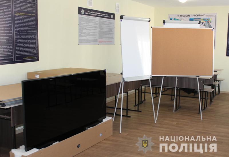 Представники Консультативної місії ЄС передали обладнання для тренінгового центру поліції Кіровоградщини. ВІДЕО - 3 - Життя - Без Купюр