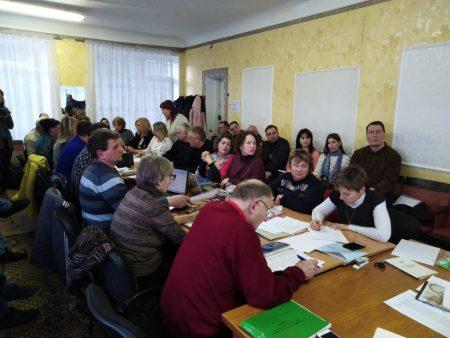 На Кіровоградщині членами дільничних комісій стали понад 11 тисяч осіб
