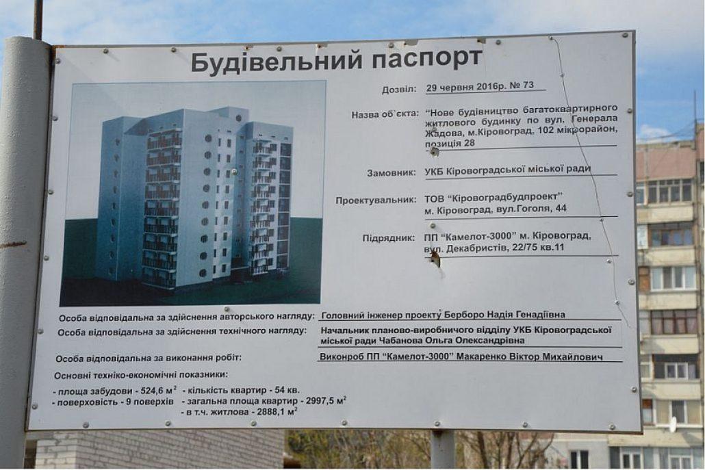 У Кропивницькому невдовзі здадуть в експлуатацію житловий будинок - 1 - Життя - Без Купюр