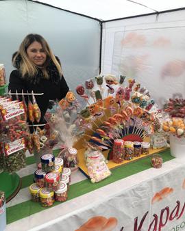 Без Купюр | Життя | Напередодні Міжнародного жіночого дня у Кропивницькому влаштували святковий ярмарок. ФОТО 4